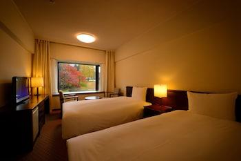 ツインルーム C (エキストラベッド1台設置可能)|十和田プリンスホテル