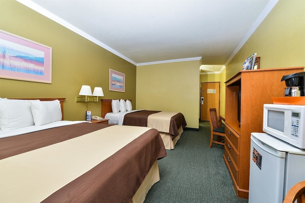 아메리카스 베스트 밸류 인 프레스콧 밸리(Americas Best Value Inn Prescott Valley) Hotel Image 14 - Guestroom