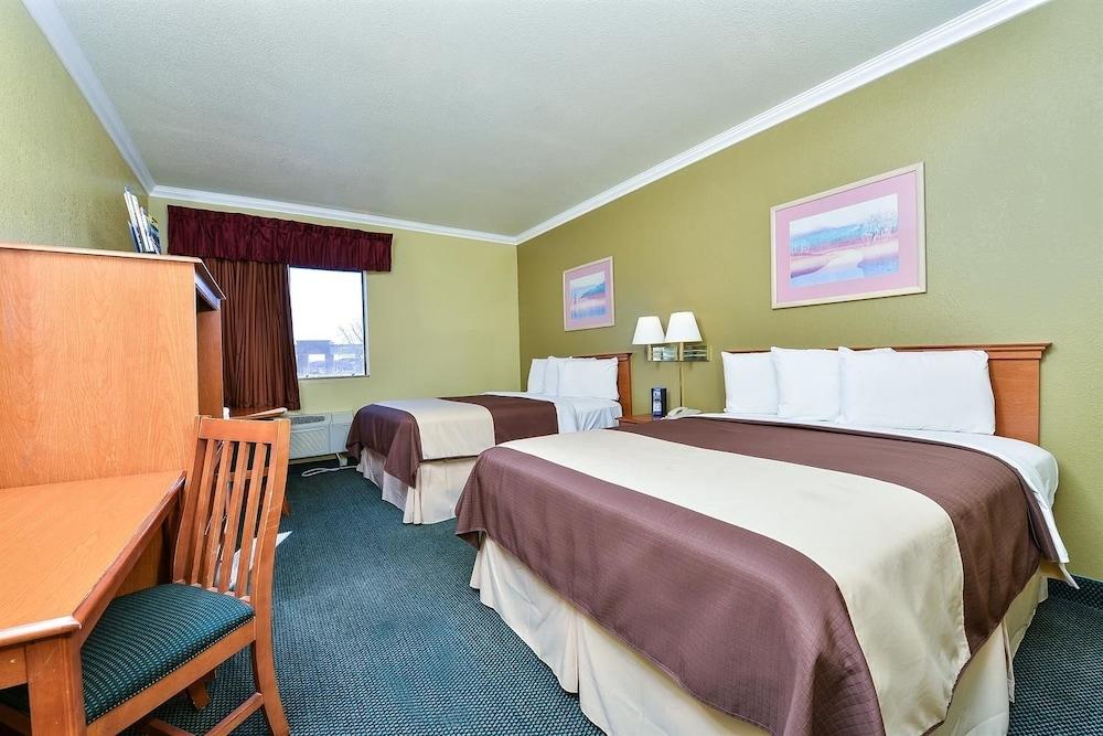 아메리카스 베스트 밸류 인 프레스콧 밸리(Americas Best Value Inn Prescott Valley) Hotel Image 4 - Guestroom