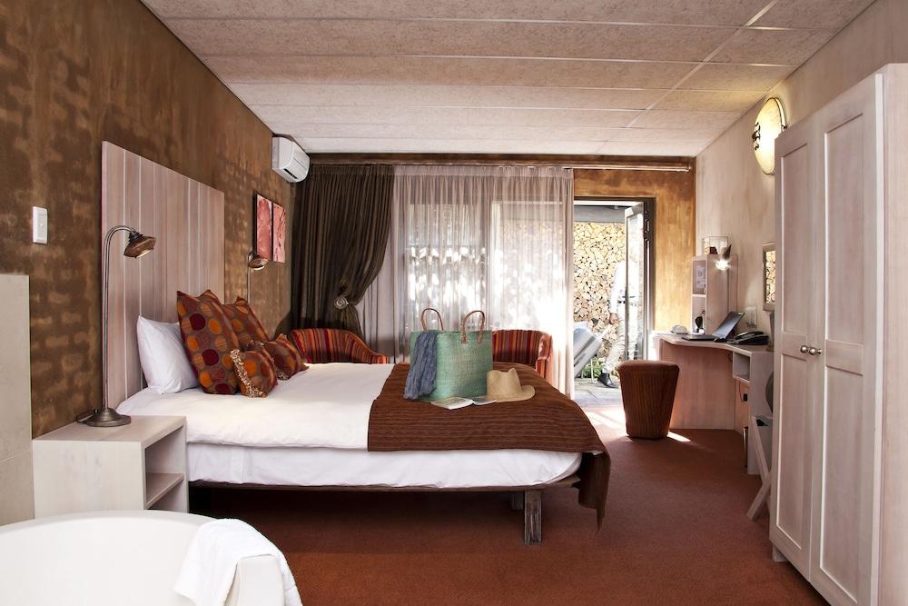 African Rock Hotel, Ekurhuleni