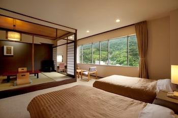 和洋室 マウンテンビュー 本館 - 2食付き※大分・福岡・熊本・宮崎県にお住まいの方のみご予約頂けます|杉乃井ホテル