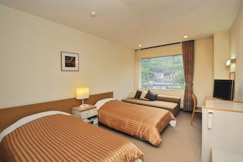 洋室 マウンテン ビュー 本館 - 2食付き|杉乃井ホテル