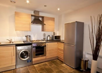 One Bedroom Apartment with two sofa-beds (sleeps 4)