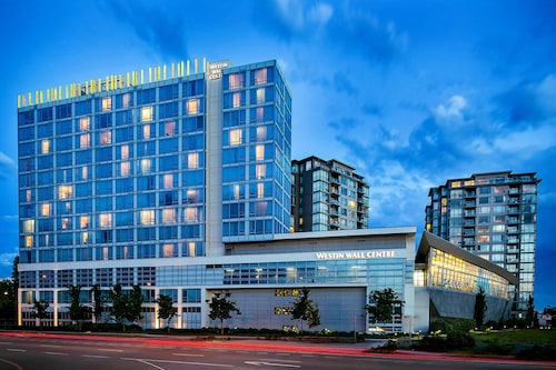 . The Westin Wall Centre, Vancouver Airport