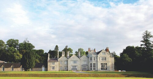 . Lough Rynn Castle