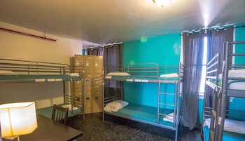 1 Single Bed in Shared Dorm (8 Beds), Mixed Dorm