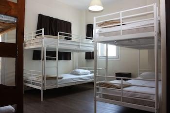 Standard Shared Dormitory, Mixed Dorm (8 Beds)