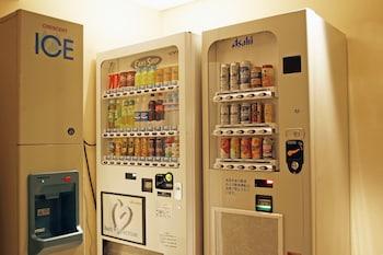 HOTEL GRAND ARC HANZOMON Vending Machine