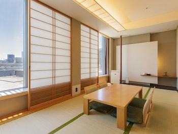 HOTEL GRAND ARC HANZOMON Room