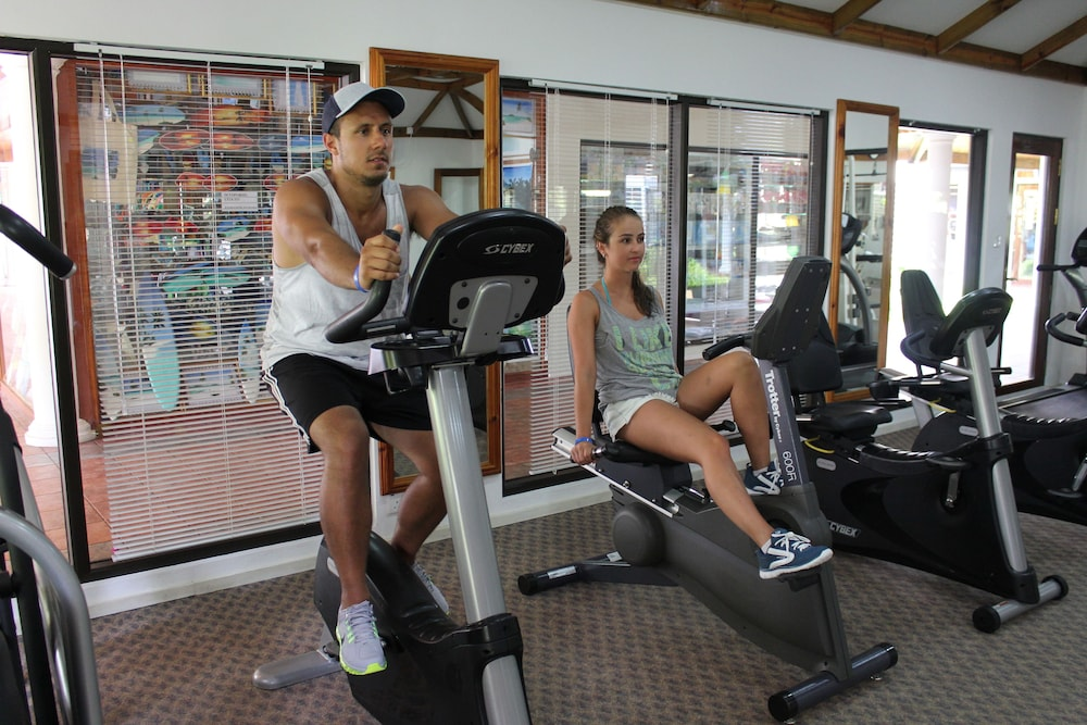 선 아일랜드 리조트 앤드 스파(Sun Island Resort & Spa) Hotel Thumbnail Image 40 - Gym