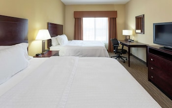 Suite, 2 Queen Beds, Accessible, Bathtub (Mobility & Hearing)