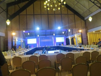 Paradise Garden Resort Hotel & Convention Center Boracay Banquet Hall