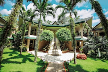 Paradise Garden Resort Hotel & Convention Center Boracay Garden