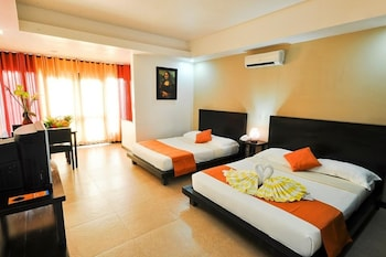 Paradise Garden Resort Hotel & Convention Center Boracay Guestroom