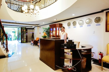 Paradise Garden Resort Hotel & Convention Center Boracay Business Center
