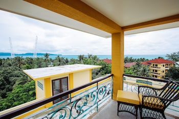 Paradise Garden Resort Hotel & Convention Center Boracay Terrace/Patio