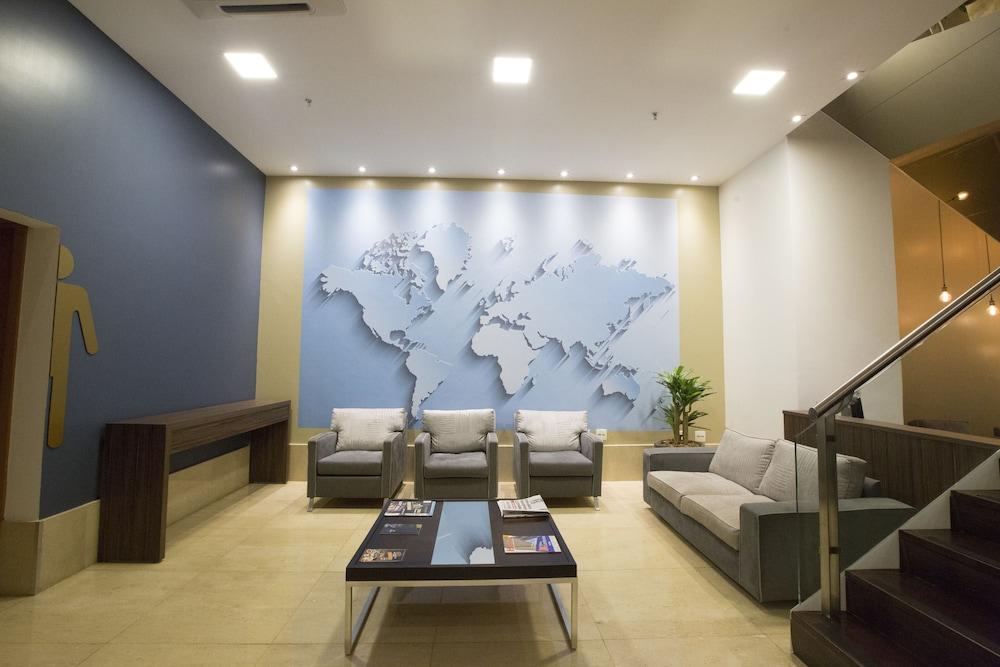 노빌 스위트 모누멘탈(Nobile Suites Monumental) Hotel Image 4 - Lobby Lounge