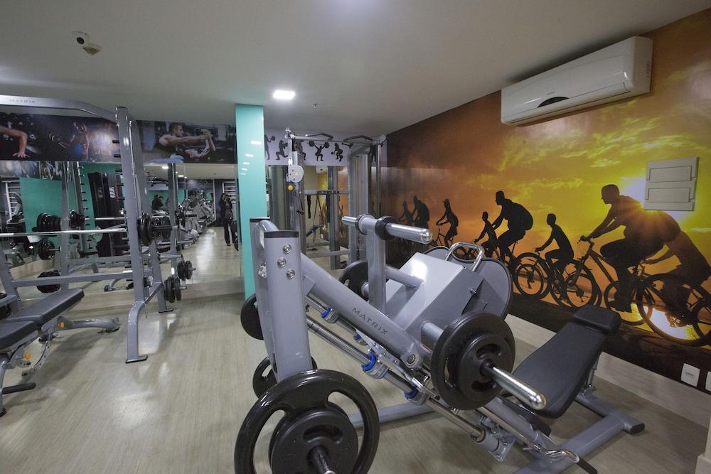 노빌 스위트 모누멘탈(Nobile Suites Monumental) Hotel Image 39 - Gym