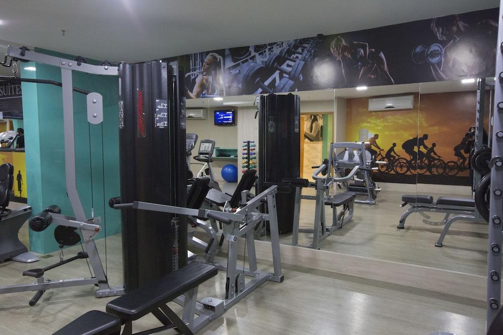 노빌 스위트 모누멘탈(Nobile Suites Monumental) Hotel Image 22 - Gym