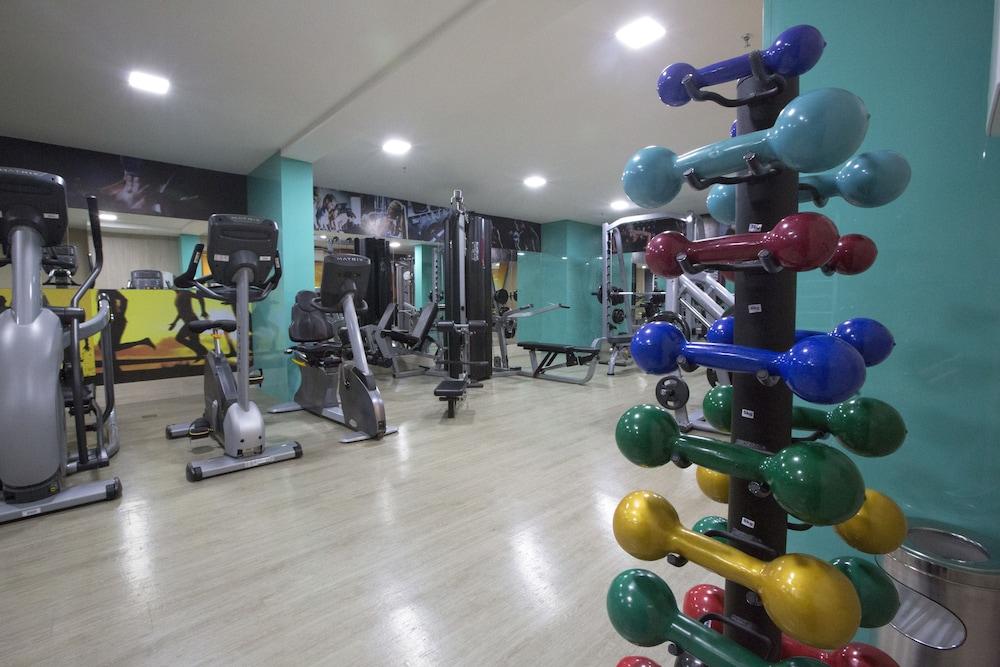 노빌 스위트 모누멘탈(Nobile Suites Monumental) Hotel Image 24 - Gym