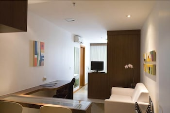 노빌 스위트 모누멘탈(Nobile Suites Monumental) Hotel Image 15 - Living Area