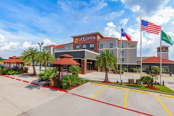 休士頓運河景觀溫德姆拉昆塔套房飯店 La Quinta Inn & Suites by Wyndham Houston Channelview
