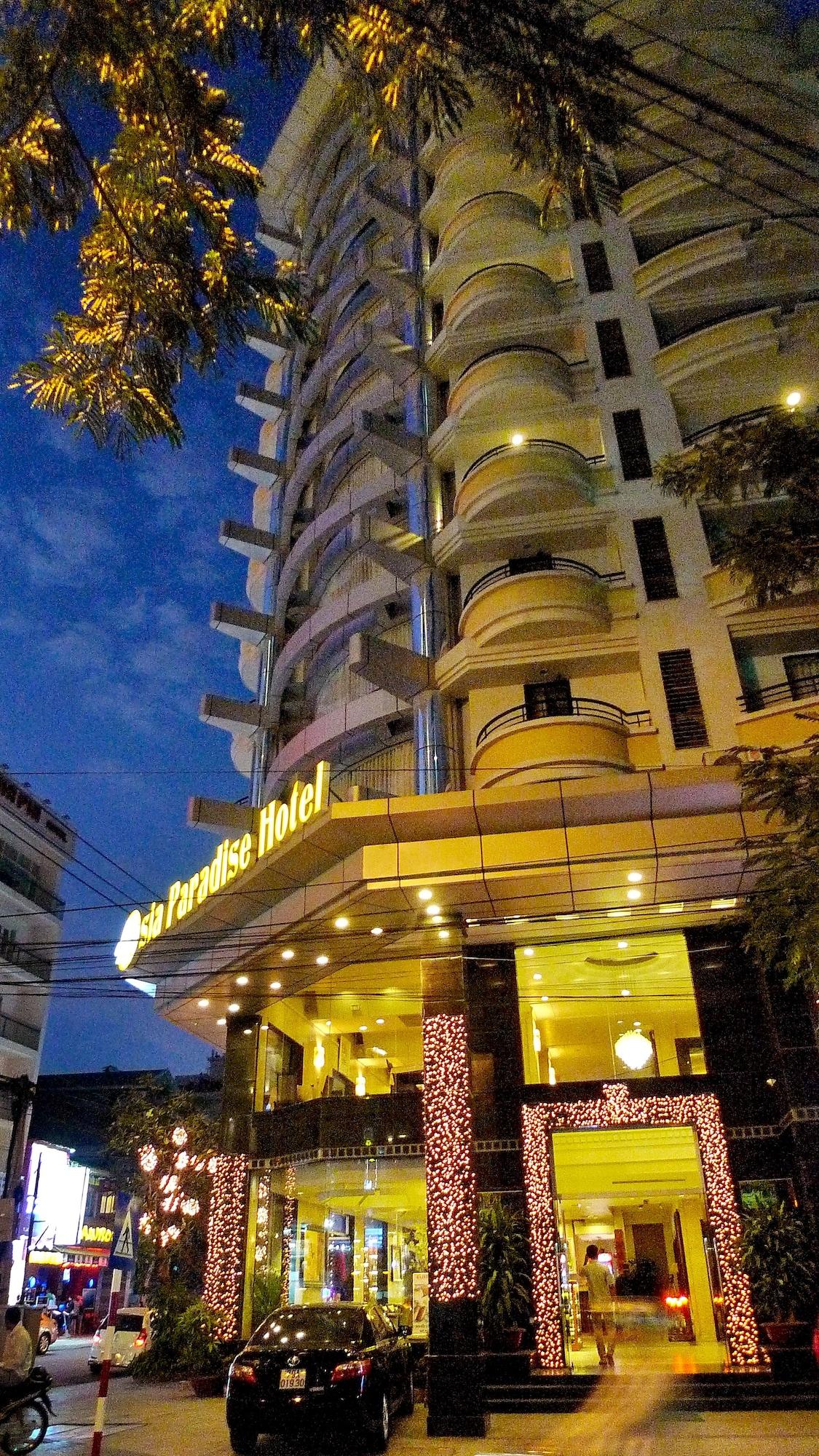 Asia Paradise Hotel, Nha Trang