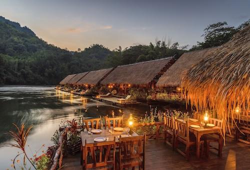 River Kwai Jungle Rafts, Sai Yok