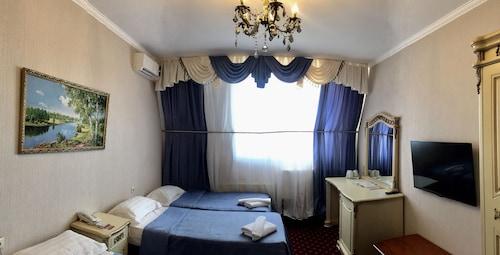 Hotel Grand Uyut, Krasnodar gorsovet