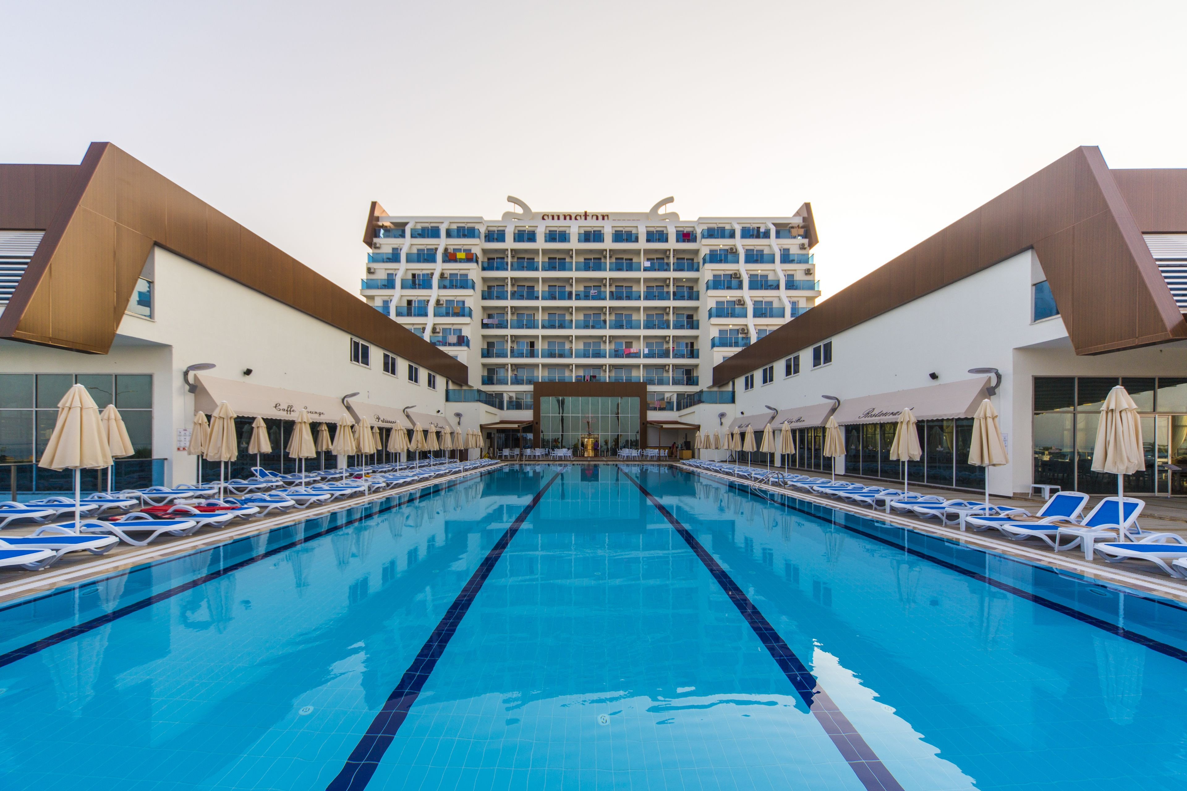 Sunstar Beach Hotel Alanya