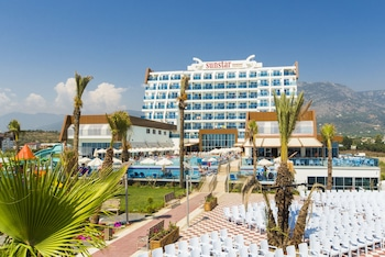 Sunstar Beach Hotel Alanya