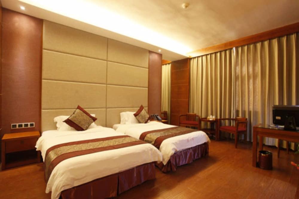 ユェンファ インターナショナル グランド ホテル (武夷山远华国际大饭店)