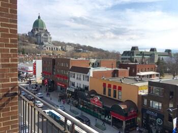 Hotel Terrasse Royale - Balcony View  - #0