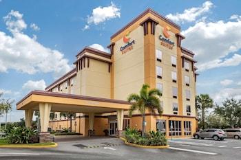 奧蘭多機場凱富全套房飯店 Comfort Suites Orlando Airport