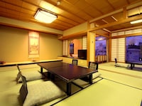Japanese Style Family Room, Smoking, No View