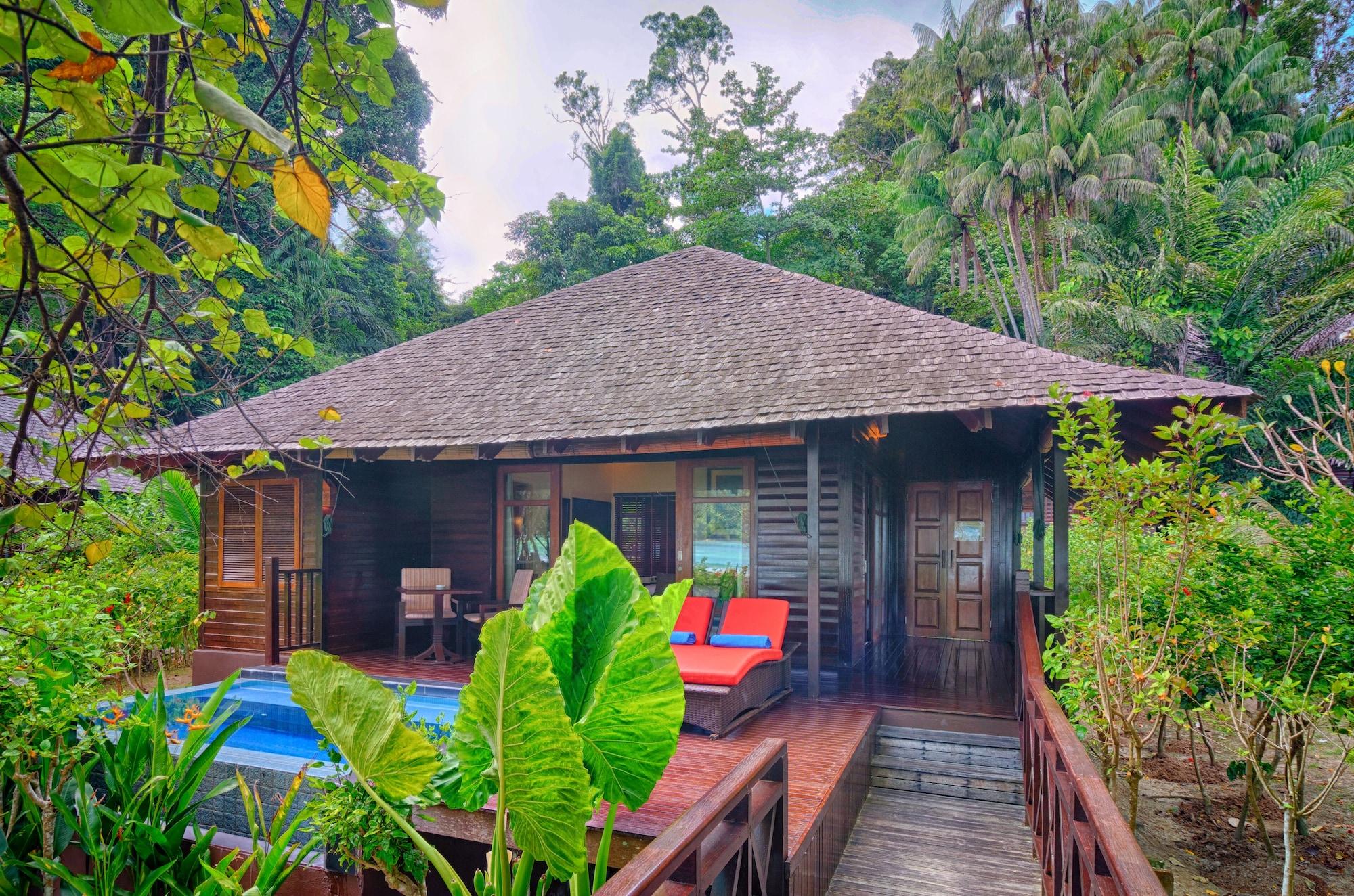 Bunga Raya Island Resort & Spa, Kota Kinabalu