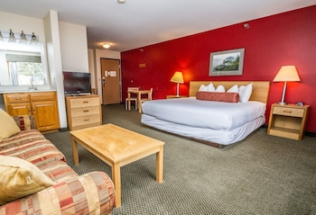 Premium Room, 1 King Bed with Sofa bed, Non Smoking