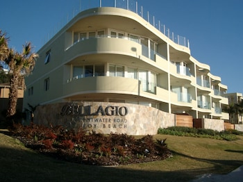 Hotel Front at Bellagio by the Sea in Collaroy