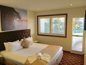 Guestroom at Bellagio by the Sea in Collaroy