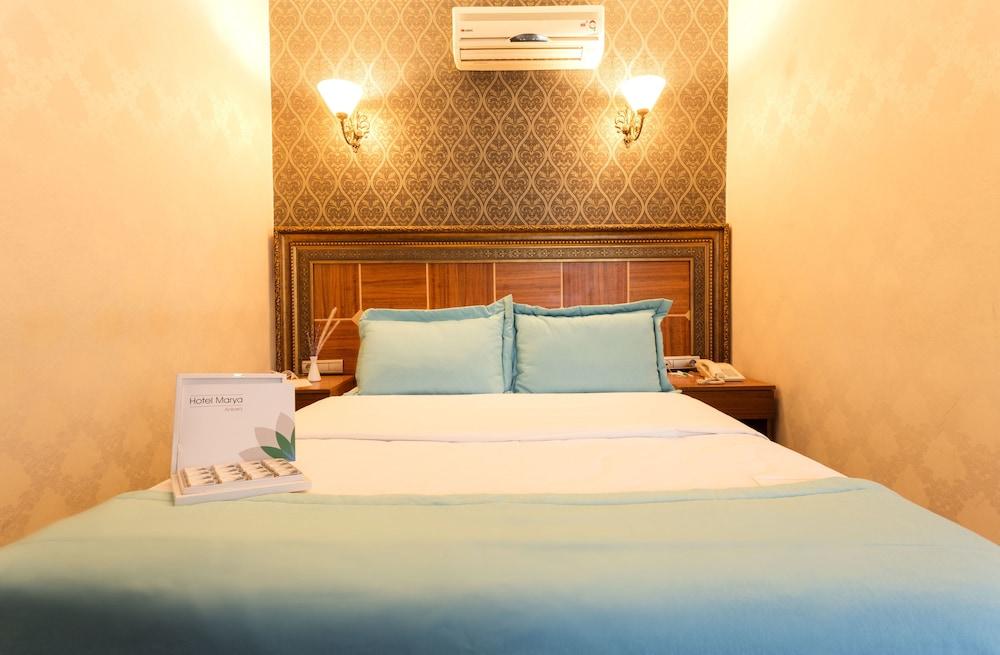 마리아 호텔(Marya Hotel) Hotel Image 8 - Guestroom