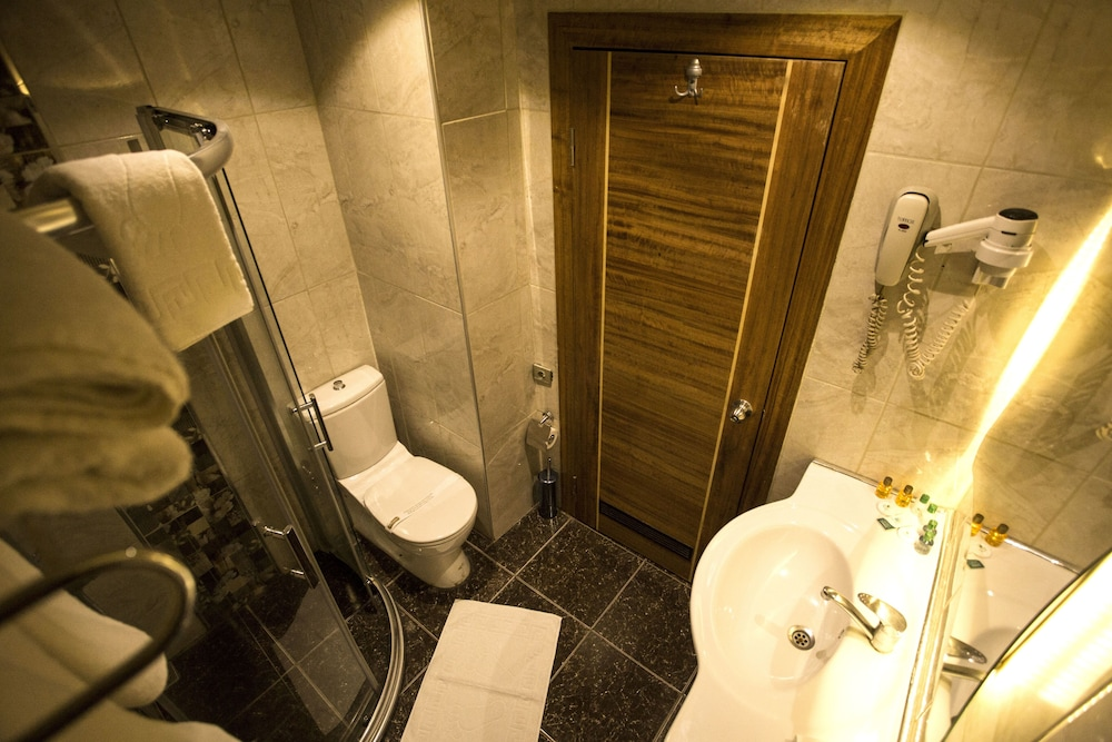 마리아 호텔(Marya Hotel) Hotel Image 16 - Bathroom