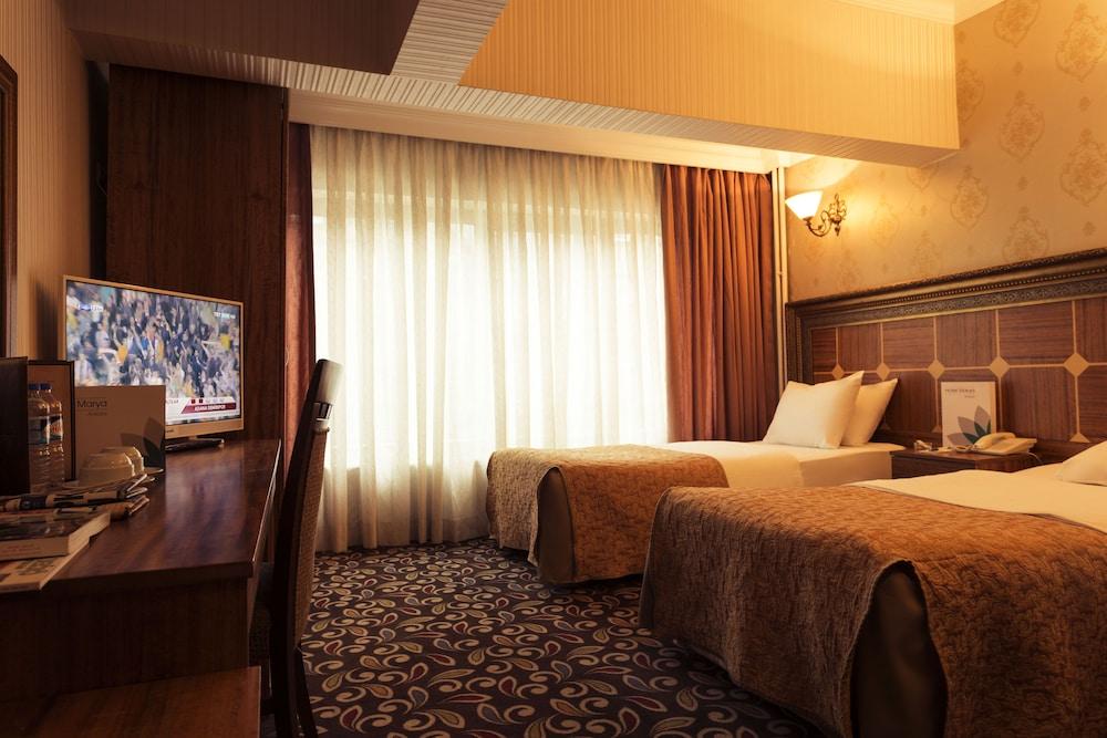 마리아 호텔(Marya Hotel) Hotel Image 5 - Guestroom