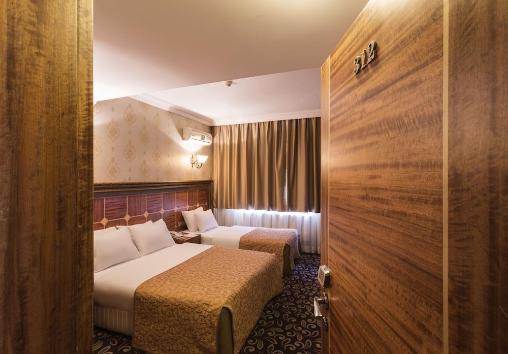 마리아 호텔(Marya Hotel) Hotel Image 2 - Guestroom