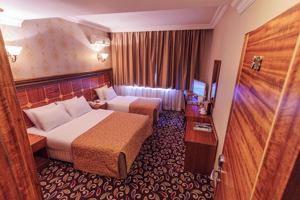 마리아 호텔(Marya Hotel) Hotel Image 3 - Guestroom