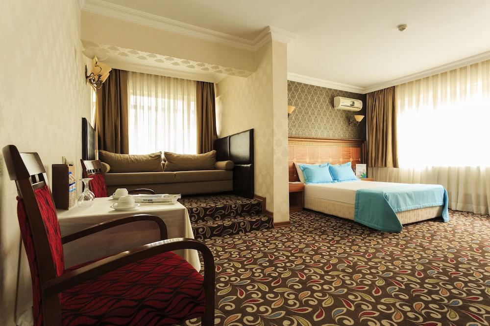 마리아 호텔(Marya Hotel) Hotel Image 12 - Guestroom