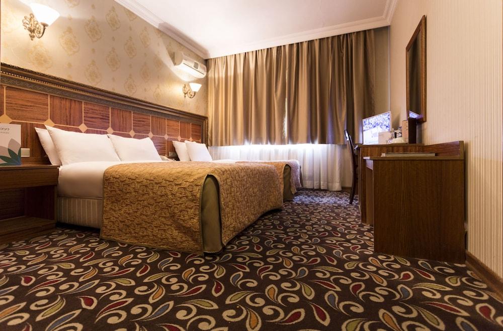마리아 호텔(Marya Hotel) Hotel Image 4 - Guestroom