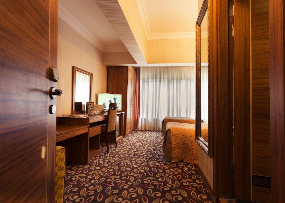 마리아 호텔(Marya Hotel) Hotel Image 15 - Living Area