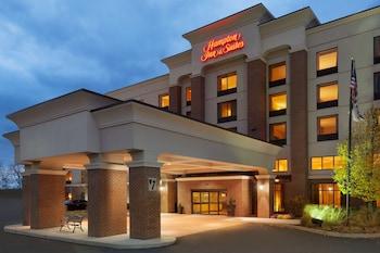 哈特福東哈特福歡朋套房飯店 Hampton Inn & Suites Hartford/East Hartford
