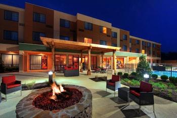Hotel - Courtyard Marriott Johnson City