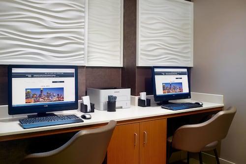 SpringHill Suites by Marriott Atlanta Airport Gateway, Clayton